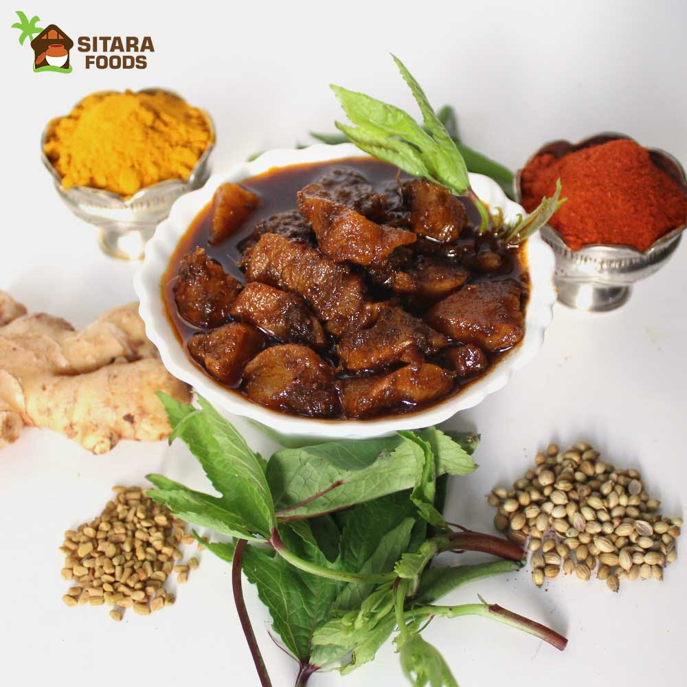 Gongura Chicken Pickle in US