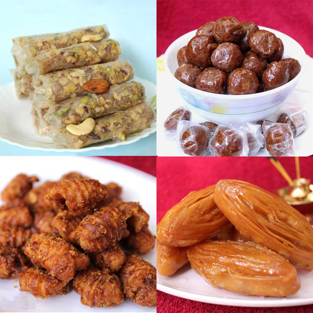Traditional Souht Indian Sweets Online